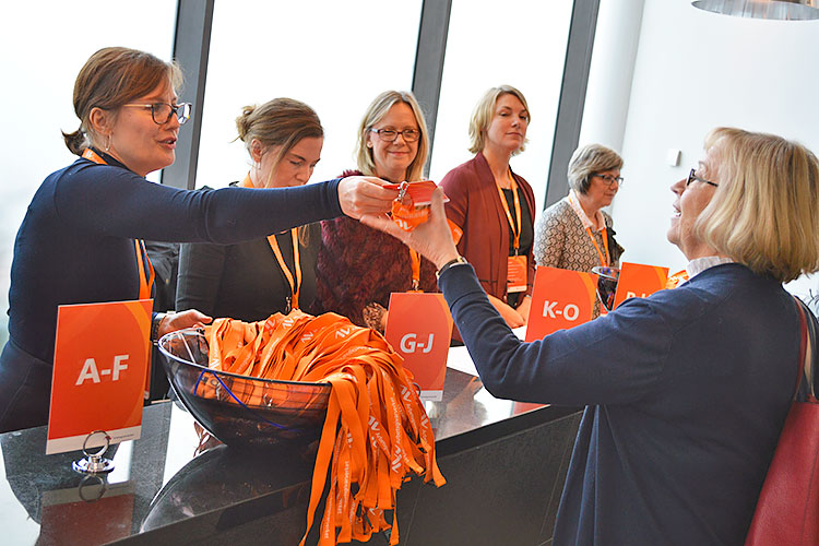 Bild: Reception AG-dagen